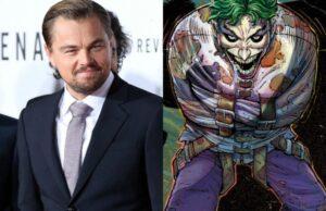 Joker Leonardo DiCaprio Todd Phillips