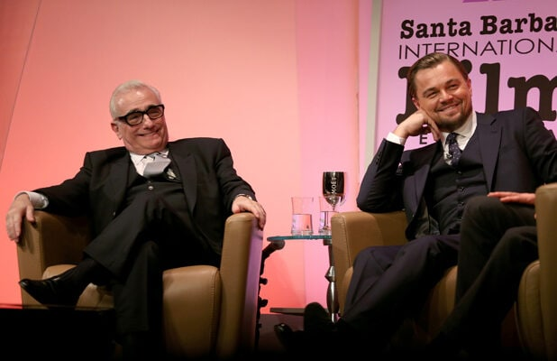 Leonardo DiCaprio Martin Scorsese Killers of the flower moon