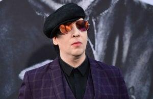 Marilyn Manson Justin Beiber Howard Stern