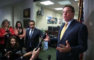 Sen Mark Warner Discusses Twitter Meeting With Russia Investigators