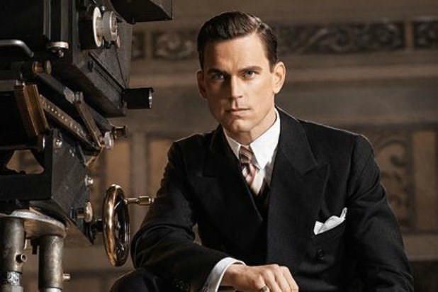 Matt Bomer The Last Tycoon Amazon