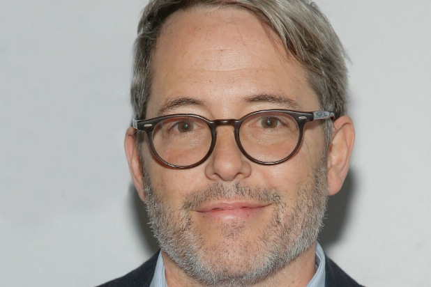 Matthew Broderick joins Fox's 'A Christmas Story Live!'