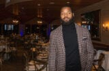 Seattle Seahawks Defensive End Michael Bennett