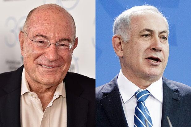 Milchan Netanyahu
