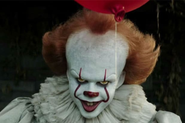 It Pennywise box office