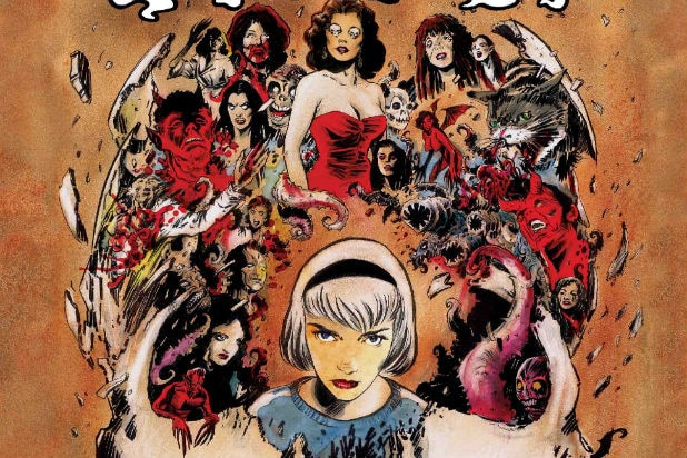 Sabrina The Teenage Witch Horror Series In Works At The Cw