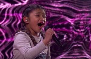 "Angelica Hale on ""America's Got Talent"" Season 12"
