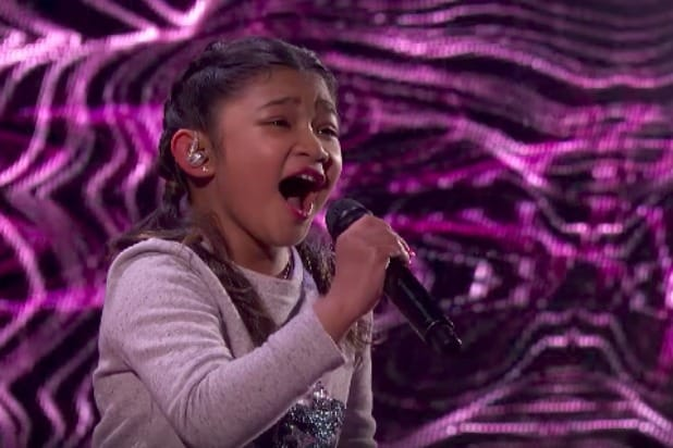 "Angelica Hale on ""America's Got Talent"" Season 12"