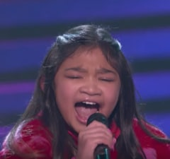 """America's Got Talent"" Season 12 runner-up Angelica Hale"