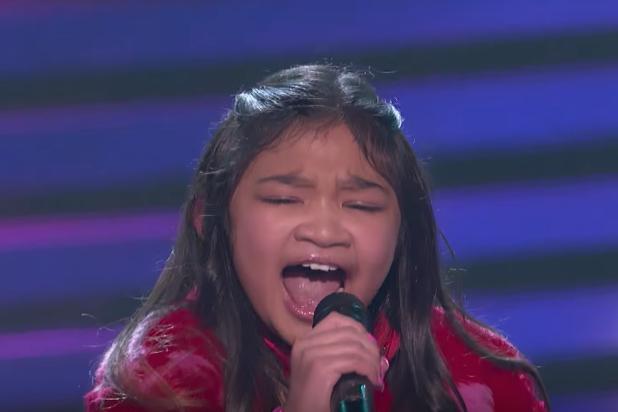 """America's Got Talent"" Season 12 runner-up Angelica Hale"
