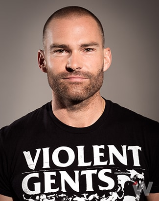 'Goon: Last of the Enforcers' Star: Seann William Scott ...