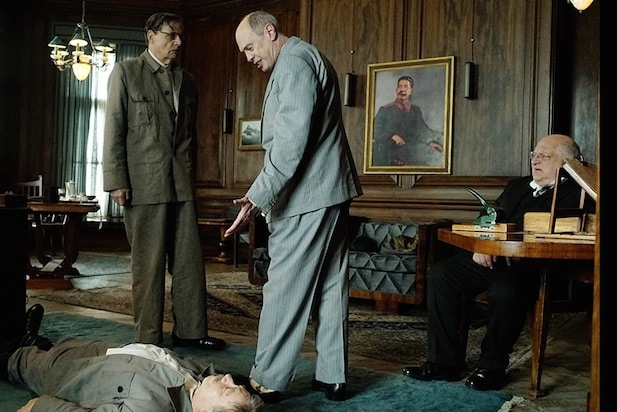 Slikovni rezultat za DEATH OF STALIN