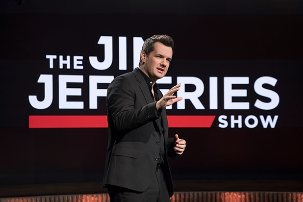 The Jim Jeffries Show