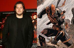 Gareth Evans DC Comics Deathstroke