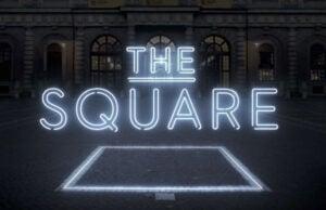 The Square Trailer TIFF Palme Dor