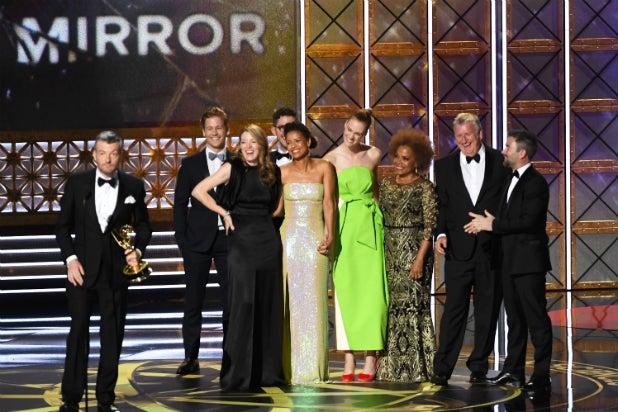 Black Mirror Emmys Charlie Brooker San Junipero