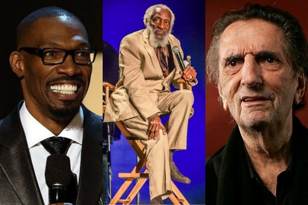 Charlie Murphy Dick Greory Harry Dean Stanton