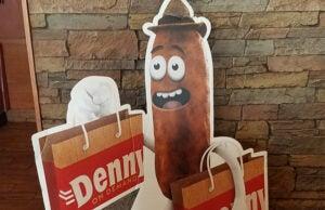 denny's mascot