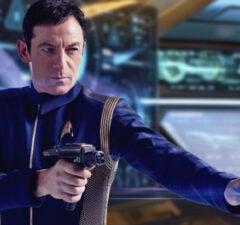 "Jason Isaacs on ""Star Trek: Discovery:"