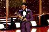 emmys donald glover donald trump win credit