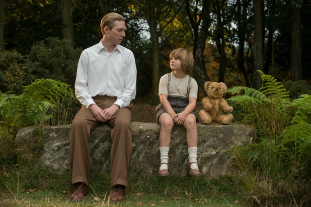 Goodbye Christopher Robin Review True Pooh Story Emerges Intact