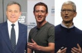 Bob Iger Mark Zuckerberg Tim Cook DACA