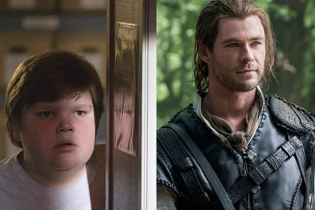 it fan cast ben hanscom chris hemsworth