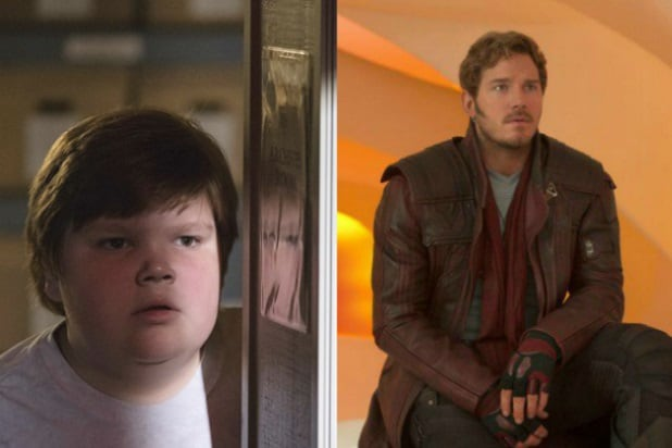 it fan cast ben hanscom chris pratt