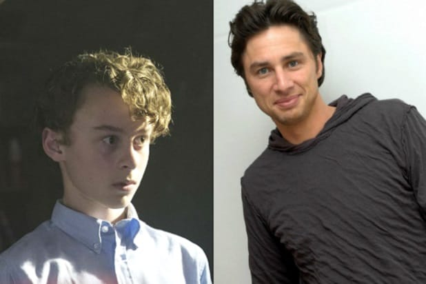 it fan cast stan uris zach braff