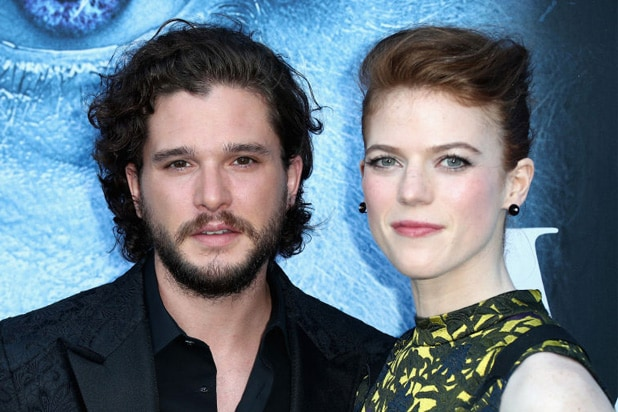 Kit Harington Wedding.Game Of Thrones Kit Harington And Rose Leslie Tie The Knot In Scotland