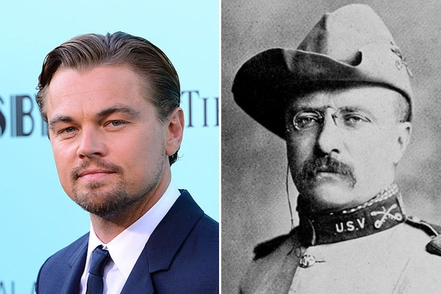 Actor DiCaprio to Play Teddy Roosevelt in Scorsese Film