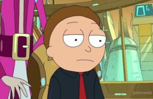 "Evil Morty on ""Rick and Morty"""