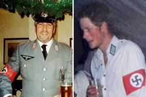 nazi costume paul hollywood prince harry