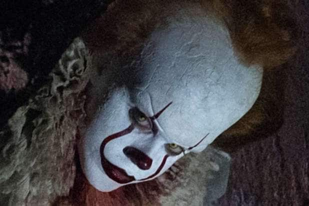 pennywise it movie box office