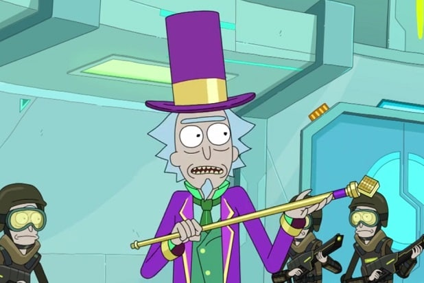 Rick and Morty' Creator Tells Us if Evil Morty Was Inspired