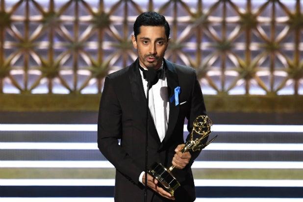 Riz Ahmed Emmys