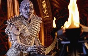 Star Trek Discovery klingon