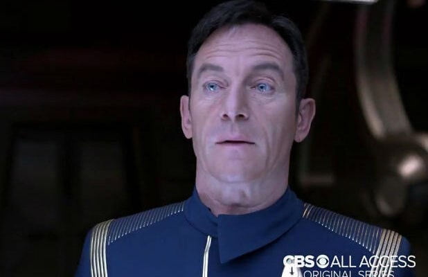"Jason Isaacs on ""Star Trek: Discovery"""