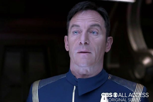 "Jason Isaacs on ""Star Trek: Discovery"""