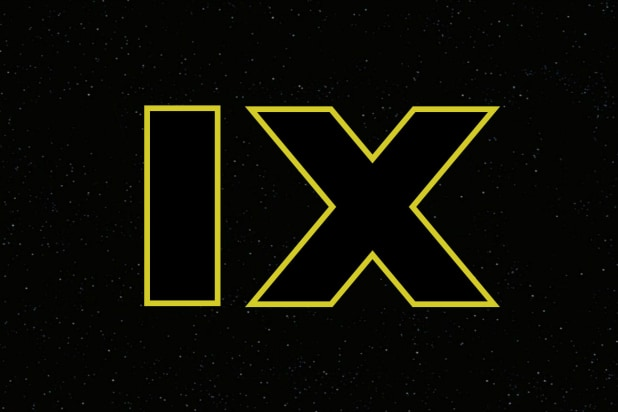 Star Wars Episode IX Logo