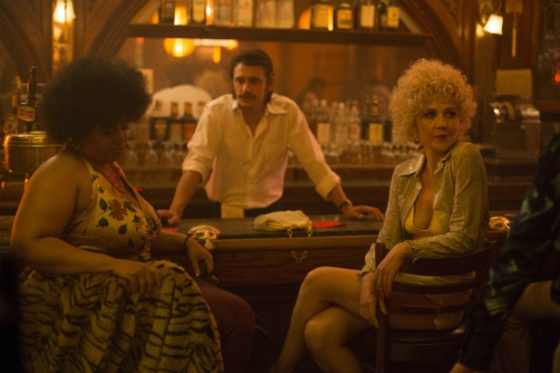 The Deuce Maggie Gyllenhaal James Franco