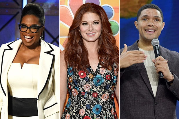 Tribeca TV Festival lineup Oprah, Will & Grace, Trevor Noah