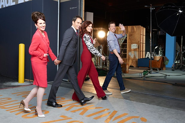 Will & Grace has landed its first streaming deal, so cancel everything