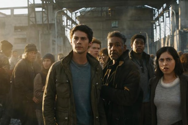 Check Out The First Trailer For MAZE RUNNER: THE DEATH CURE