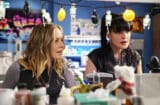 "Maria Bello and Pauley Perrette on ""NCIS"""