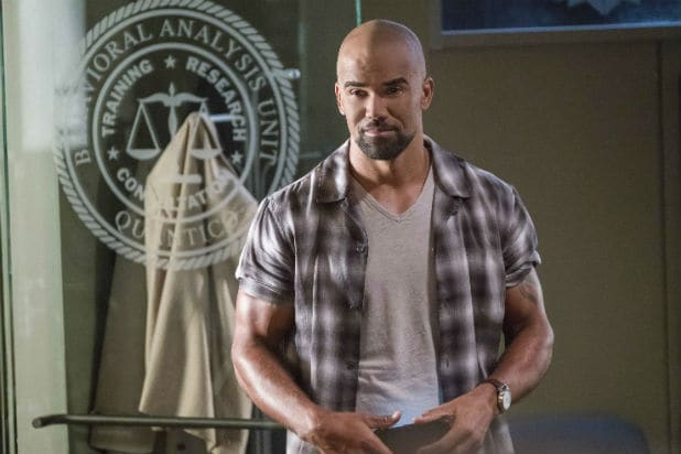 "Shemar Moore on ""Criminal Minds"""