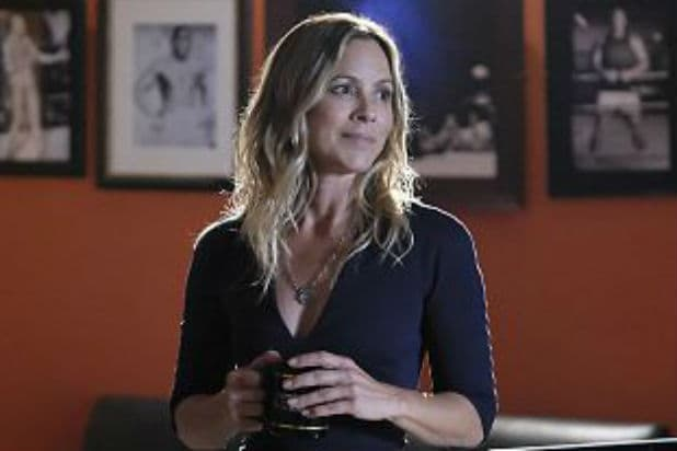 "Maria Bello as Jack Sloane on ""NCIS"""