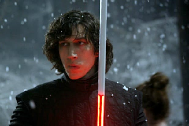 Adam Driver Force Awakens