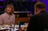 Anna Wintour on 'The Late Late Show'