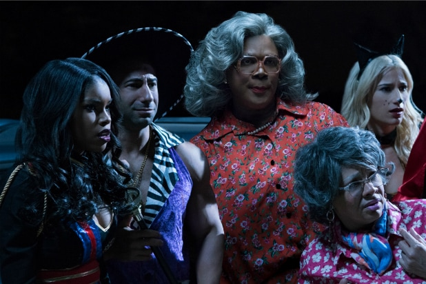boo 2 a madea halloween haunts thursday box office with 760000